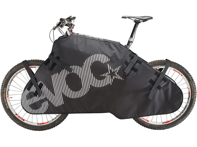 Evoc Padded Bike Rug Cykelkuffert sort (2019) | Cykelkuffert